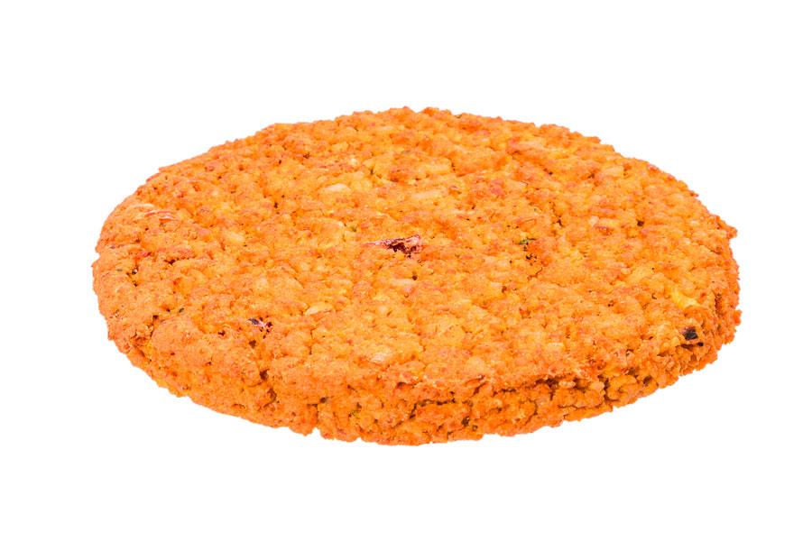 Steack de lentilles et de riz basmati