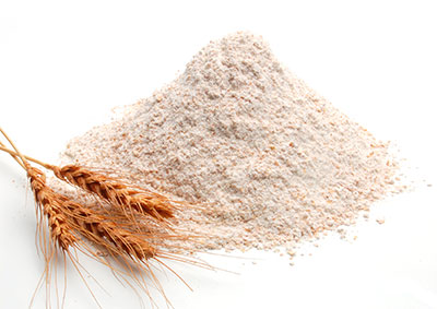 farine de blé entier