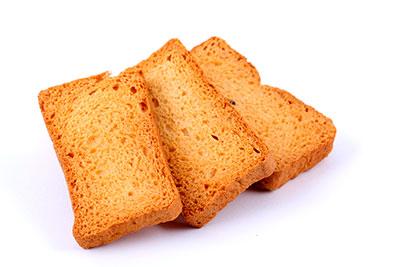 toast Melba
