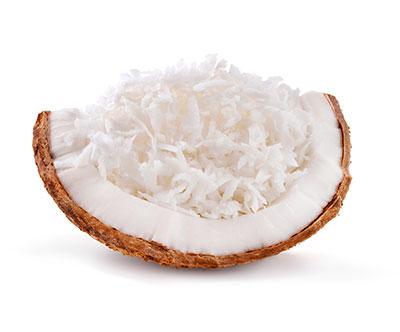 poudre de lait de coco